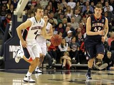 Kevin Pangos leads Bulldogs to March Madness