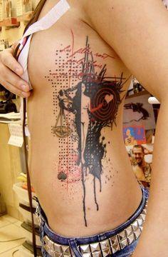 Stunning Tattoo Art – Xoïl