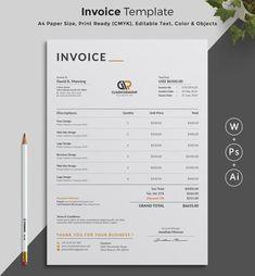 Invoice And Pdf Templates Invoice Pdf Template Whmcs Invoice - Generic invoice pdf