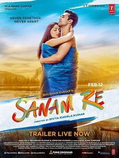 Sanam Re 2016 Hindi Romantic Movie Full Download HD Print 720p 1080p Sanam Re Latest Bollywood Movie Online Free Download In Torrent.