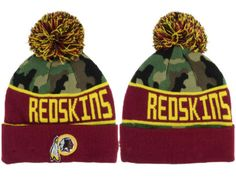 e990d5f1946891 2017 Winter NFL Fashion Beanie Sports Fans Knit hat Redskins Hat, Redskins  Logo, Knit