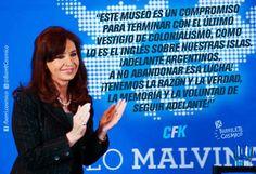 #MalvinasArgentinas //   #Malvinas #CFK #Cristina #LAPresidenta #LaJefa #Militancia #Argentina #PatriaGrande #Latinoamérica #AméricaLatina #AméricaLatinayelCaribe #Iberoamérica #Sudamerica #LaPatriaEsElOtro #UnidosyOrganizados #MovimientoNacionalyPopular