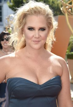 Amy Schumer gets emotional talking about body image