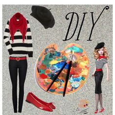french painter theme party theme | French Artist Costume Ideas French girl/artist costume idea - easy ...