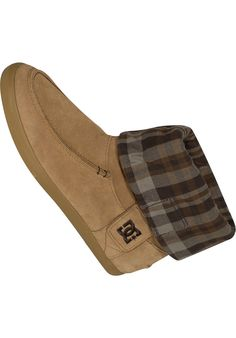 DC-Shoes Twila-lightbrown - titus-shop.com  #ShoeWomen #FemaleClothing #titus #titusskateshop