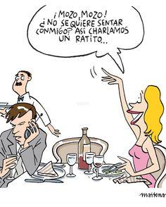 Humor gráfico - Maitena en Todo en Domingo 15/09/2013