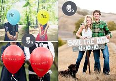 Save-the-Date-DIY the one with them holding sign then we could dress the boys up and put them in there too!