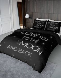 Koop dit Tweepersoons Dekbedovertrek Lovemoon Neon White lits-jumeaux 240x200/220 cm  240x220cm nu via Dekbedovertreksale.nl