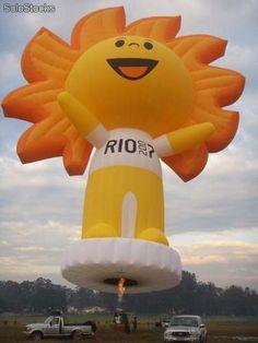 Hot Air Balloon Special Shape -