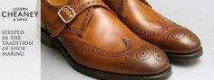 Cheaney Shoes | Cheaney Boots