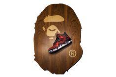 Air Jordan III 'Bape x Ice Cream' Custom
