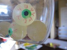 halloween bouncy eye balls in bottle