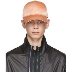 Acne Studios Pink Camp Bomber Cap (1.526.145 IDR) ❤ liked on Polyvore featuring men's fashion, men's accessories, men's hats, pink, mens bomber hat, mens snapback hats, mens caps and hats and mens pink hat
