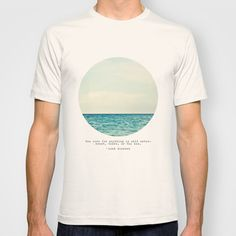 Salt Water Cure T-shirt by Tina Crespo - $18.00 buy at society6 website - really cool stuff