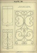 """Cusack's freehand ornament by Ch.."