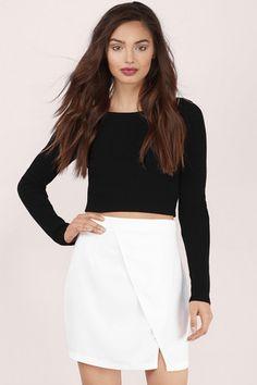 Desiree Slit Skirt