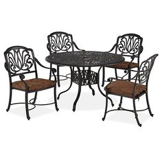 Home Styles Floral Blossom Dining Set