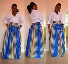 Hey, I found this really awesome Etsy listing at https://www.etsy.com/listing/261299457/african-print-skirt-riziki-maxi-skirt-in