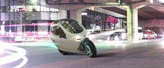 C-1 el futuro del transporte