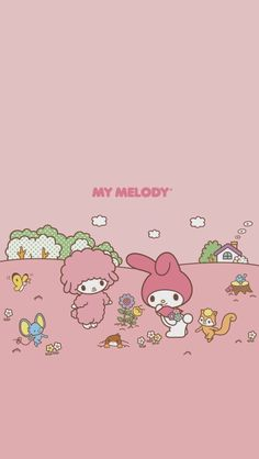 My Melody Wallpaper