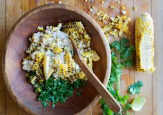Mexican Corn Salad | 32 Portable Sides For Summer Picnics