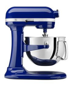 KitchenAid Professional 600 Cobalt Blue Countertop Stand Mixer at Lowe's. KitchenAid's Professional 600 Series 6 Qt. Bowl-Lift Stand Mixer, in cobalt blue, comes equipped with a high-performance, Kitchenaid Professional 600, Kitchenaid Pro 600, Kitchenaid Bowl, Kitchenaid Artisan, Professional Kitchen, Specialty Appliances, Small Appliances, Kitchen Appliances, Kitchen Countertops