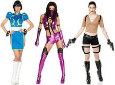 <p>Now you can be just like the character in your favorite game when you get one of the video game costumes for women. Just in time for Halloween, these costumes will let you have fun and show that you're the top scorer all night long. From one of the games …</p>