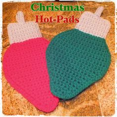 Connie's Spot© Crocheting, Crafting, Creating!: Free Cute Christmas Crochet Craft Patterns©