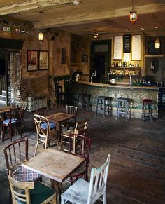 Bar and Events Venue-Historic East End London