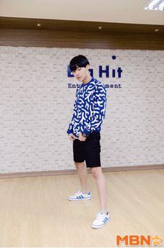 I Need U Dance Tutorial - Jhope