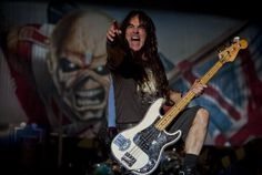 Dec 25, 1975 – 40 years ago today, bassist Steve Harris formed Iron Maiden in Leyton, east London.