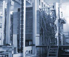Decorative Laminate Hydraulic Hot Press Machines for Plywood High Pressure Laminate Press