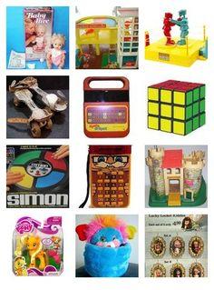Favorite Retro Toys
