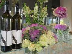 Showcasing Newstead Wines & Bubbly www.newsteadwines.com Wines, Glass Vase, Bubbles, Home Decor, Decoration Home, Room Decor, Home Interior Design, Home Decoration, Interior Design