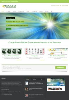 Lançamos o novo site do Núcleo! Acesse pelo seu celular, notebook ou laptop e confira as novidades: http://nucleo.org.br/