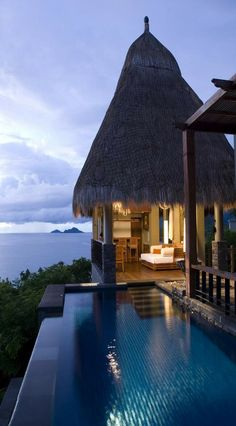 Maia, The Seychelles