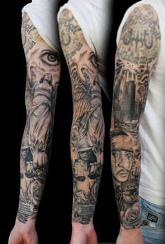 200 Meilleures Images Du Tableau Tatouage Bras Awesome Tattoos