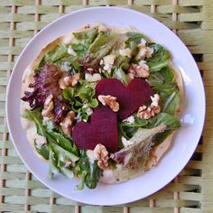 Valentine's Day Dinner, Part II: My-Heart-Beets Salad