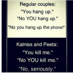 The Hunger Games, Hunger Games Humor, Hunger Games Fandom, Hunger Games Catching Fire, Hunger Games Trilogy, Hunger Games Problems, Nerd Problems, Katniss Everdeen, Katniss And Peeta