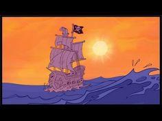 ▶ Gérard Delahaye - Voilà les pirates ! (Clip Officiel) - YouTube