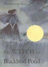 The Witch of Blackbird Pond  Definitely for older kids, but one of my favorites