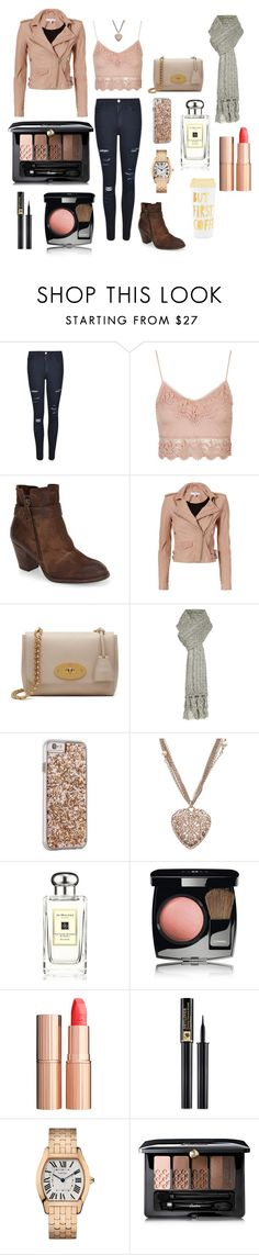 """Feelin' Fall"" by corgisrule on Polyvore featuring Frame Denim, Topshop, Paul Green, IRO, Mulberry, Polo Ralph Lauren, Case-Mate, Chanel, Jo Malone and Charlotte Tilbury"