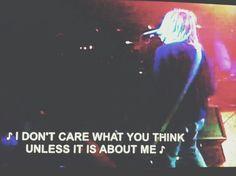 Drain you- Nirvana. <3