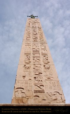 """As was the custom when conquering foreign lands, the Romans dragged several obelisks from Egypt back to Rome, just to prove how powerful they were. Actually, the dragging was the shorter part of the trip. To get across the Mediterranean, the Romans built some of the biggest ships of the ancient world – """"obelisk ships"""" specially designed for this purpose."""