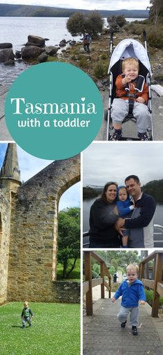 Itinerary for touring Tasmania with a toddler