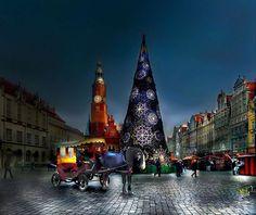#wrocław #yesdent #bożenarodzenie #święta #rynek