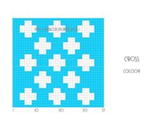 cocooning* Crochet Potholders, C2c Crochet, Tapestry Crochet, Crochet Chart, Love Crochet, Crochet Stitches, Yarn Crafts, Diy And Crafts, Knitting Patterns