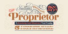 Proprietor —Type Family