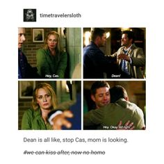 supernatural tumblr textpost destiel funny lol mary winchester