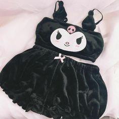 Edgy Outfits, Cute Outfits, Fashion Outfits, Reborn Anime, Kawaii Goth, Kawaii Clothes, Kawaii Outfit, Kawaii Fashion, Aesthetic Clothes